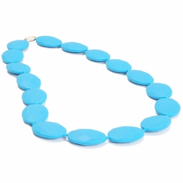 Chewbeads Hudson Necklace - Deep Sea Blue