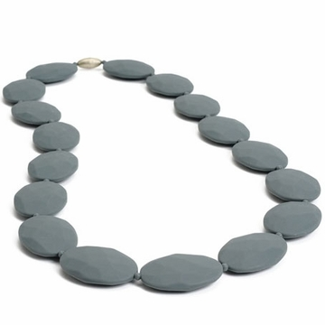 Chewbeads Hudson Necklace - Stormy Grey