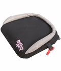 BubbleBum Inflatable Car Booster Seat - Black