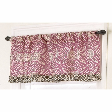 CoCaLo Iris Window Valance