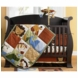 KidsLine African Dream 6 Piece Crib Bedding Set
