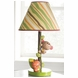 Kids Line Rainforest Lamp Base And Shade