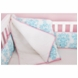Novela Ela Comforter in Light Blue