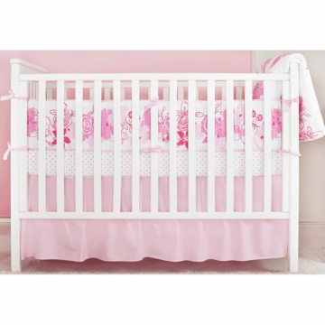 Novela Rose Baby Crib Bedding Set