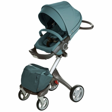 Stokke XPLORY Basic Stroller in Blue