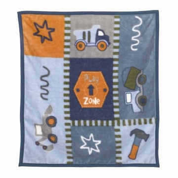 CoCaLo Play Zone Soft & Cozy Blanket