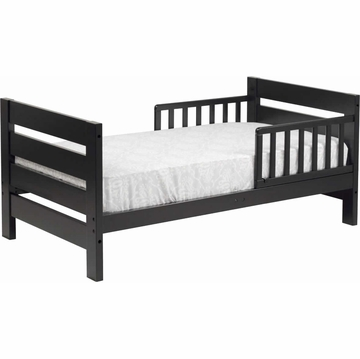 DaVinci Modena Toddler Bed Ebony