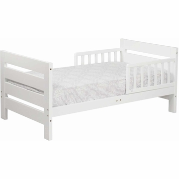 DaVinci Modena Toddler Bed White