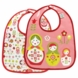 Sugar Booger Matryoshka Doll Mini Bib Gift Set