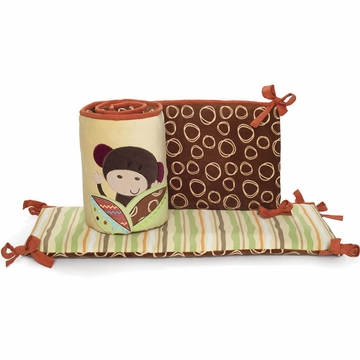 Kids Line Rainforest Bumper