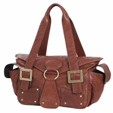 Mia Bossi Maria Diaper Bag Chocolate