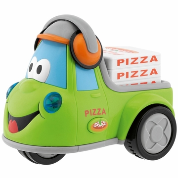 Chicco Funny Vehicle Pizza Truck
