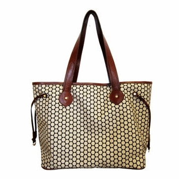 Mia Bossi Emma Diaper Bag Toffee