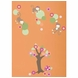 KidsLine Miss Monkey Wall Decals