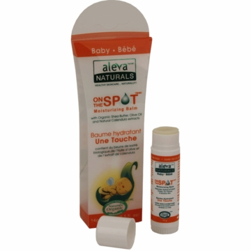 Aleva Naturals On The Spot Moisturizing Balm- 14g