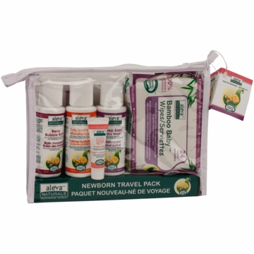 Aleva Naturals Newborn Travel Kit