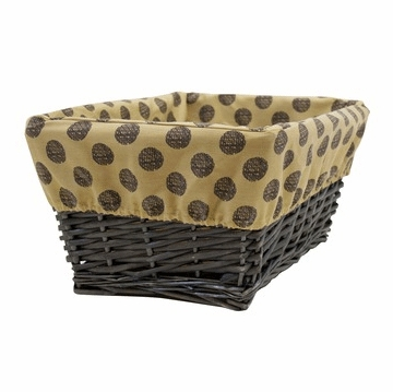 Lambs & Ivy Animal Antics Basket Liner