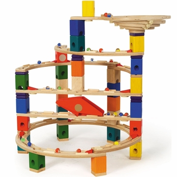 Hape Quadrilla Twist & Rail Set