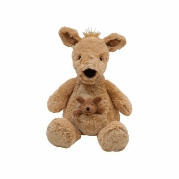 Lambs & Ivy Animal Antics Sydney & Joey Plush Kangaroos