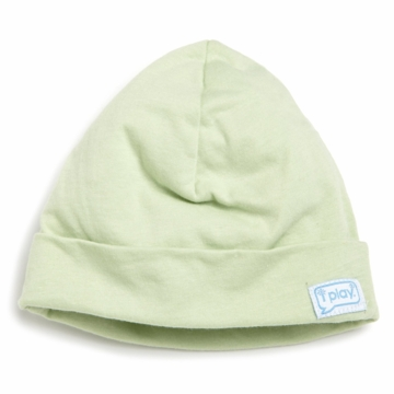 iPlay Knit Cap - Sage (3mo)