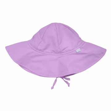 iPlay Solid Brim SunPro Hat - Lavender - Toddler (2-4 yrs)