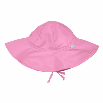 iPlay Solid Brim SunPro Hat - Light Pink - Newborn (0-6 mo)