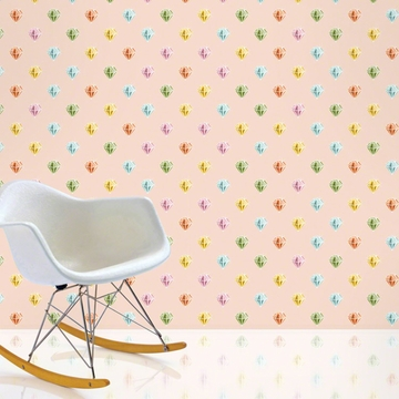 Wall Candy Diamond Peel-and-Stick Wallpaper - Half Kit