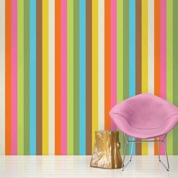 Wall Candy French Bull Izzy Peel-and-Stick Wallpaper - Half Kit