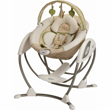 Graco Glider LX Gliding Swing - Raffy