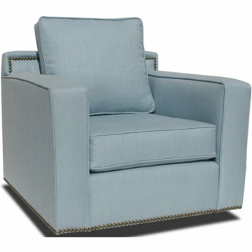 Jennifer Delonge Glam Glider with Nailheads