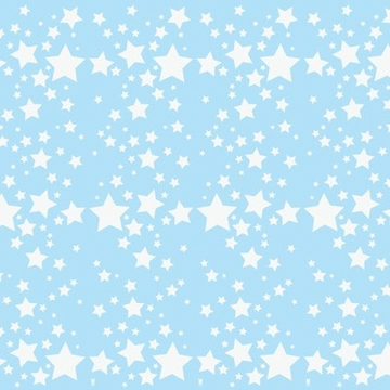 Wall Candy French Bull Starlight Sky Peel-and-Stick Wallpaper - Full Kit