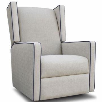 Jennifer Delonge Wing Glider Recliner