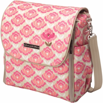 Petunia Pickle Bottom Boxy Backpack in Flowering in Firenze