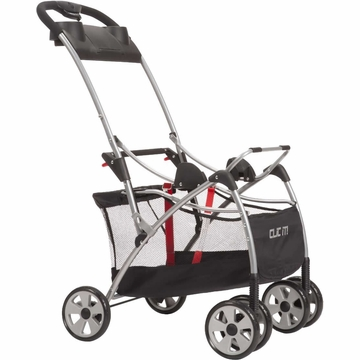 Safety 1st Clic It! Infant Seat Carrier - Black/Silver