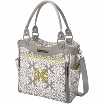 Petunia Pickle Bottom City Carryall in Breakfast in Berkshire