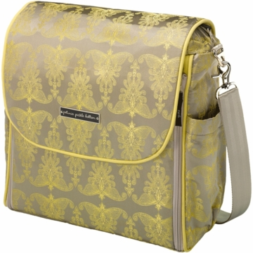 Petunia Pickle Bottom Boxy Backpack in Moonstone Roll