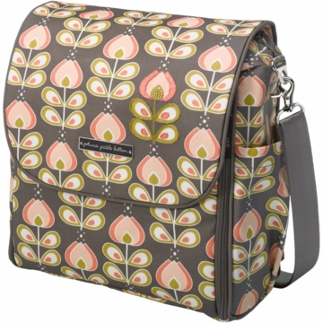 Petunia Pickle Bottom Boxy Backpack in Oslo in Bloom