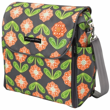 Petunia Pickle Bottom Boxy Backpack Santiago Sunset