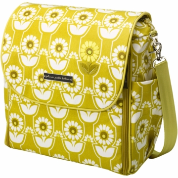 Petunia Pickle Bottom Boxy Backpack in Sunlit Stockhol