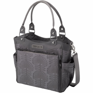 Petunia Pickle Bottom City Carryall in Champs-Elysees Stop
