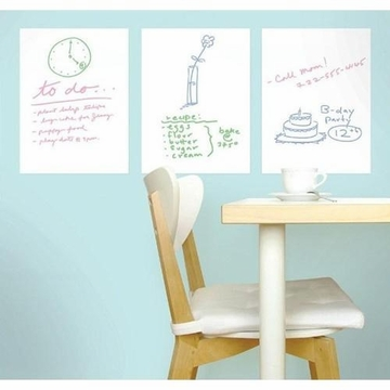 Wall Candy Whiteboard Mini Wall Decals