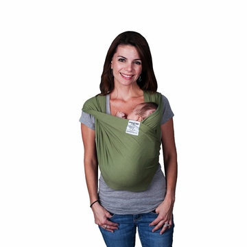 Baby K'Tan Baby Carrier in Fresh Sage - Extra Large