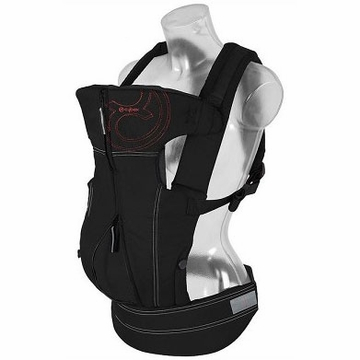 Cybex 2.GO Baby Carrier - Pure Black