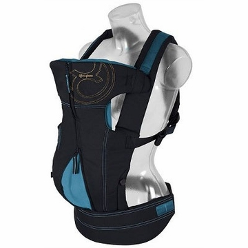 Cybex 2.GO Baby Carrier - Water Colors