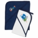 Gerber Boy 2 Pack Hooded Towels - Little Sport
