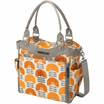 Petunia Pickle Bottom City Carryall in Daydreaming in Dax