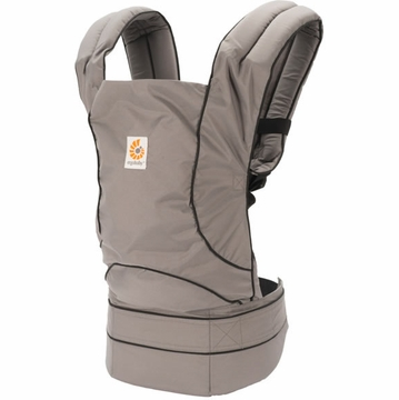 Ergobaby Travel Collection Urban Chic in Graphite Grey - D