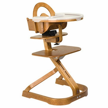 Svan Signet Complete High Chair - Cherry