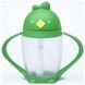 Lollacup Infant & Toddler Straw Cup - Green