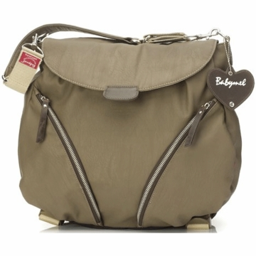 Babymel Ruby Rucksak Diaper Bag in Mocha